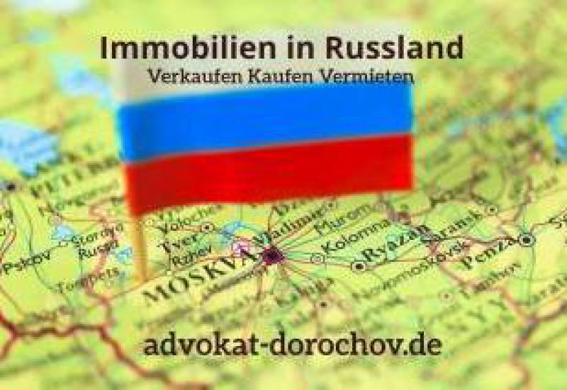 Russisches Immobilienrecht - www.advokat-dorochov.de